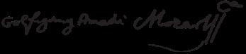 Mozaet's signature
