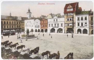Demelplatz, Teschen's central square