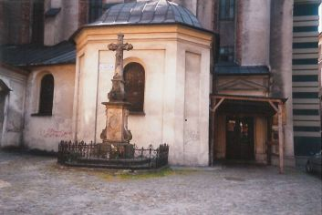 Church of St Mary Magdalene where Viktor Ullmann was baptised