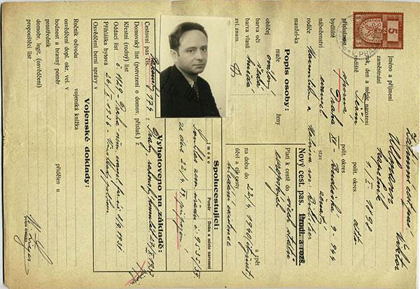 Viktor Ullmann ID