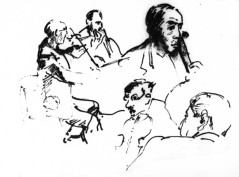 "Study of the ""Doctors' Quartet"""