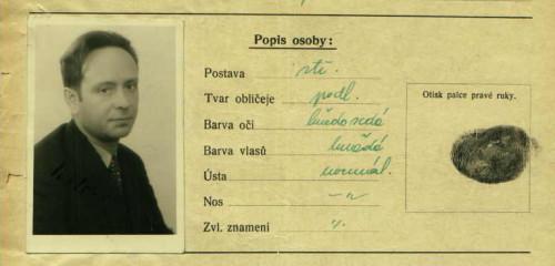 Viktor ID card