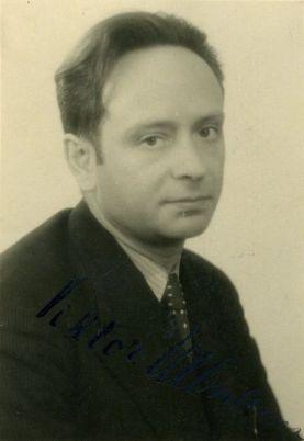 Viktor Ullmann portrait